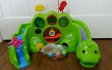 Fisher Price Roll-a-Rounds Drop and Roar Dinosaur