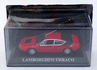 Altaya 1/43 Scale Model Car AT26320S - Lamborghini Urraco - Red