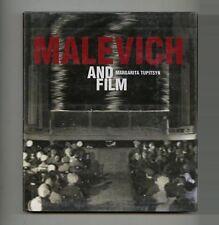 2002 Margarita Tupitsyn MALEVICH + FILM Soviet Avant-Garde Constructivism HC Bk