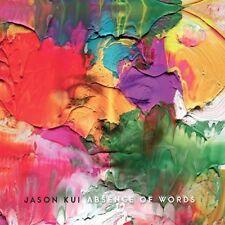 Absence Of Words - Jason Kui (2017, CD NEUF)