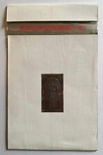 RARE SIGNED ed. NICOLAS CALAS 1968 S.M.S. #2 CYNOCEPHALUS sms copley duchamp