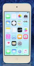 """Apple iPod Touch (MGG32LL/A) 5th Gen 4"""" 16GB Blue MP3 Player"""