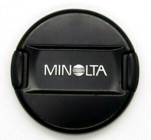 Minolta LF-1149 Genuine Original 49mm Front Lens Cap Clip-On Japan d181