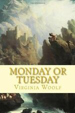 Monday Or Tuesday by Virginia Woolf unabridged audiobook on 2 Audio CDs
