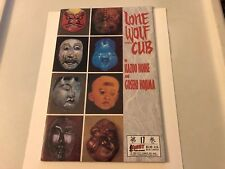 LONE WOLF and CUB First Comics TPB #17 - Sept 1988!