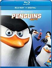 Penguins Of Madagascar [New Blu-ray] Digital Copy