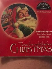 'Twas the Night Before Christmas: -CD-Hallmark-