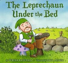 The Leprechaun Under the Bed-ExLibrary