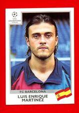 CHAMPIONS LEAGUE Panini 1999-2000 - Figurina-Sticker n. 43 - ENRIQUE - BARCELONA