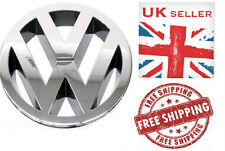 VW Polo 6R 2009-2014 Front Grill Badge Emblem Chrome Brand New After Market