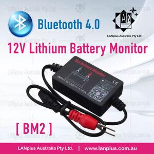 BM2 12V lithium Battery Tester / Detector Bluetooth 4.0 Battery Monitor
