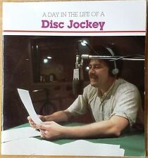 RADIO BOOK: A DAY IN THE LIFE OF A DISC JOCKEY by Michael A. Wong JIMI ROBERTS