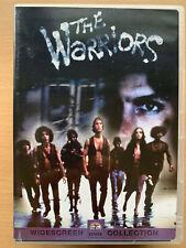 The Warrior DVD 1989 New York Gang Classic Original Theatrical Version Region 1