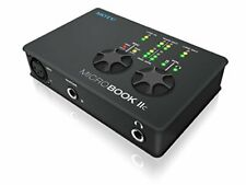 MOTU MicroBook IIc - USB 2.0 Audio Interface for Personal Recording