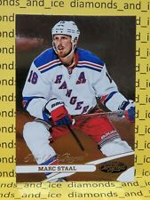 2012-13 PANINI Certified NHL Hockey, MARC STAAL, Card #18, New York Rangers