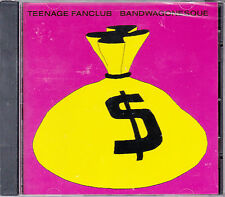 CD 12T TEENAFE FANCLUB BANDWAGONESQUE DE 1991 NEUF SCELLE