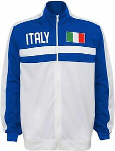 Outerstuff Youth Italy National Football Team Track Jacket
