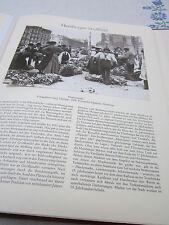 Archivio Amburgo 3 immagine città 1129 hopfemarkt 1905 foto Hamann