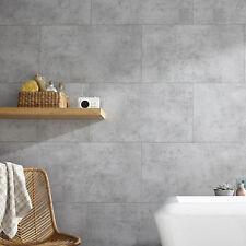 Dumawall 14.76 in. x 25.59 in. Vinyl Interlocking Waterproof Wall Tile