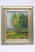 Gemälde Öl/ Leinwand Hans Härdtlein 1921