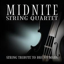 Midnite String Quart - MSQ Performs Bruno Mars [New CD] Manufactured On Demand