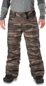 New 2019 Dakine Men's Artillery Shell Snowboard Pants Large Field Camo