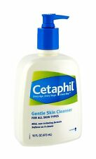 Cetaphil Gentle Skin Cleanser, 16 oz (Pack of 12)