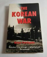 THE KOREAN WAR 1950-1953 BY BRIAN CATCHPOLE - PAPERBACK 2001