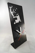 PORTABORSE PLEXIGLASS DESK CLOCK (A1)
