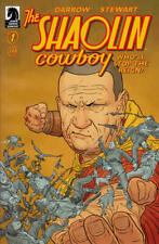 Shaolin Cowboy Who'll Stop the Reign 1 Geof Darrow First Print 1st Dark Horse NM