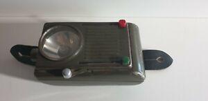 ORIGINAL BUNDESWEHR Taschenlampe + Farbfilter BW LAMPE OUTDOOR Handlampe
