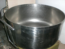 sorttoriva Mixer  Bowl Stainless Steel  120 Kg twin arm Removable Bowl Bakery