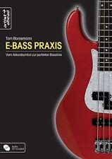 E-Bass Praxis, Tom Bornemann, neuwertig