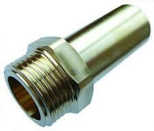 Male Stem Adaptor- Brass John Guest Fittings Part Number - MW051504N