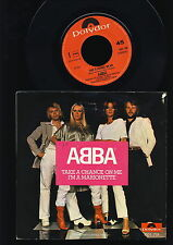 ABBA - Take a Chance on Me - I'm a Marionette - HOLLAND