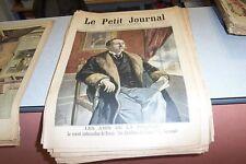 LE PETIT JOURNAL SUPPLEMENT ILLUSTRE N 373 1898 AMBASSADEUR DE RUSSIE OUROUSSOF