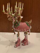 Patience Brewster Krinkles 7 Inch Dash Away Donna Reindeer Figure Christmas