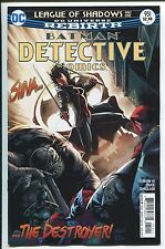 DETECTIVE COMICS #951 - EDDY BARROWS COVER - REBIRTH - DC COMICS/2017