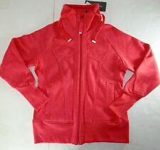 *NWT* MONDETTA WOMENS LADIES CORAL HIGH COLLAR JACKET SIZE SMALL T158A