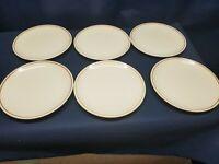 Vintage Homer Laughlin Bone China WG-11Dinner Plates Set of 6