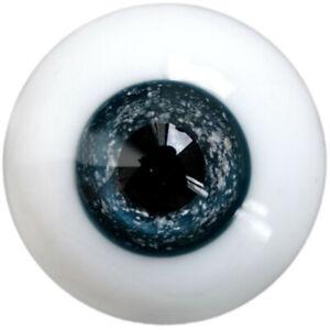 [PF] 12mm Glass Eye For BJD Doll Dollfie Pupil Equipment