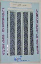 MICROSCALE DECALS - 1/72 GERMAN WW 1 4 COLOR LOZENGE CAMOUFLAGE