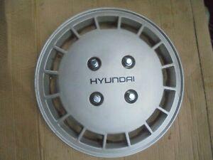 """HYUNDAI 13"""" WHEEL COVER HUB CAP"""
