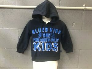 NSW supporter Youth kids hoodie