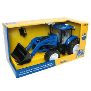 1/16 Big Farm New Holland T7.270 Tractor With Loader by ERTL ERT43156