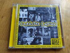 """CD VARIOUS """"Carácter latino"""""""