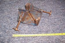 Vintage Marples 6808 corner clamp mitre saw guide/mitre clamp used see details