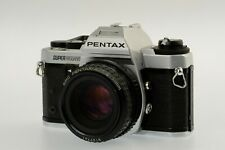 pentax super program with 50mm f2 TESTED WORKS
