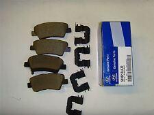 Genuine Hyundai Rear Brake Pads i10 2013 On 58302B4A30