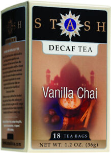 Vanilla Chai Tea by Stash, 18 tea bag